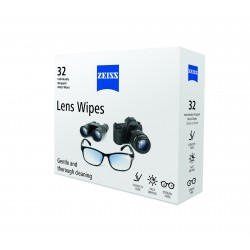 ZEISS Pre-moistened Lens Wipes